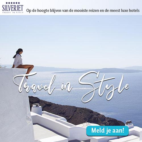 Silverjet nieuwsbrief aanmelding