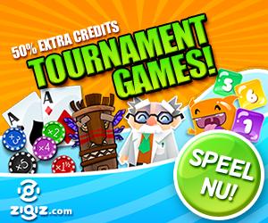 Speel Tournament games op Zigiz!