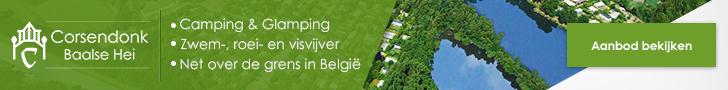 Campings de Baalse Hei vakantie boeken 2021