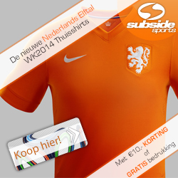 Subside Sports! Het grootste aanbod voetbalshirts wereldwijd!