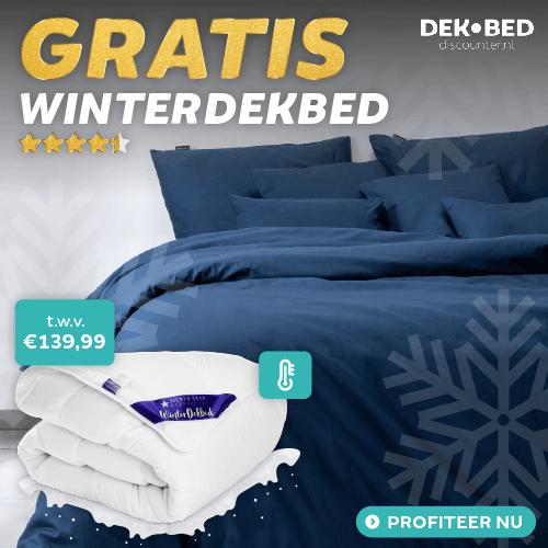 Dekbed-discounter.nl – Gratis winterdekbed ter waarde van € 139,99
