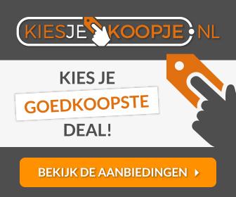 Klik hier voor de korting bij Kiesjekoopje.nl