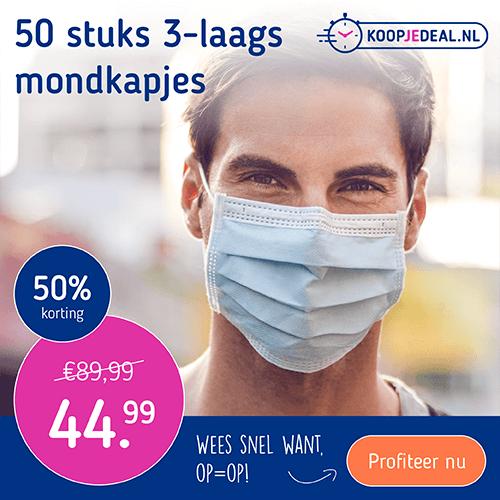 Koopjedeal.nl – Tot 72% korting op airco's, aircoolers en ventilatoren