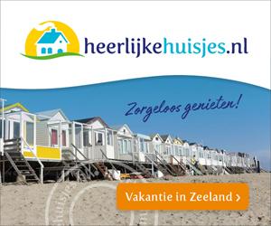 Heerlijke vakantiehuizen in Zeeland