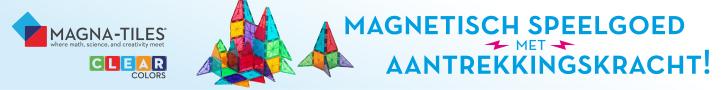Magna-Tiles, speelgoed met aantrekkingskracht!