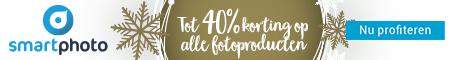 Tot 30% korting op fotoproducten