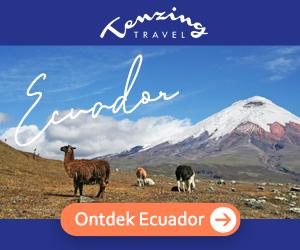 Tenzing Travel - Ecuador