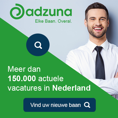 Adzuna. Elke baan. Overal.