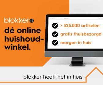 Klik hier voor de korting bij Blokker.nl