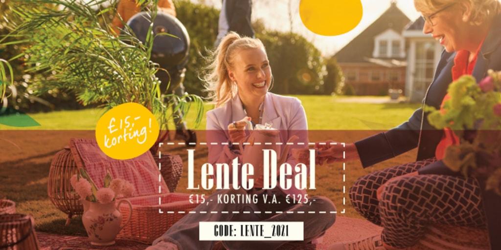 Steegengamode.nl – Lente deal