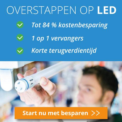 De grootste online verkoper van (Philips) lampen/lichtbronnen.