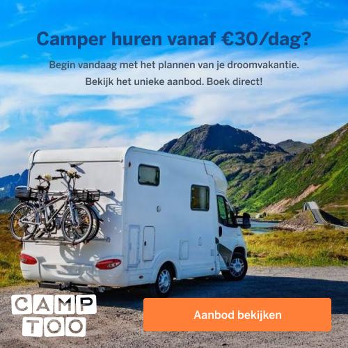 Camper Huren Camptoo