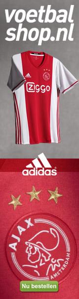Ajax uitshirt 2015/16