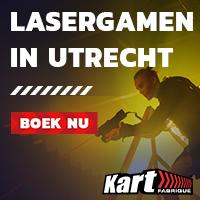 Lasergamen Utrecht