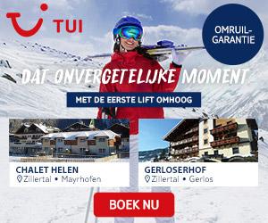 TUI wintersportvakanties