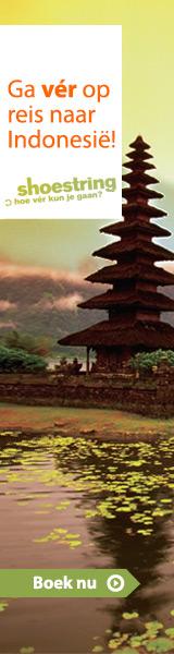 Shoestring - Indonesië
