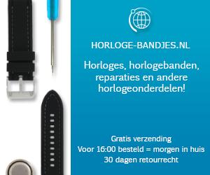Horlogebanden bestellen via Horloge-Bandjes.nl