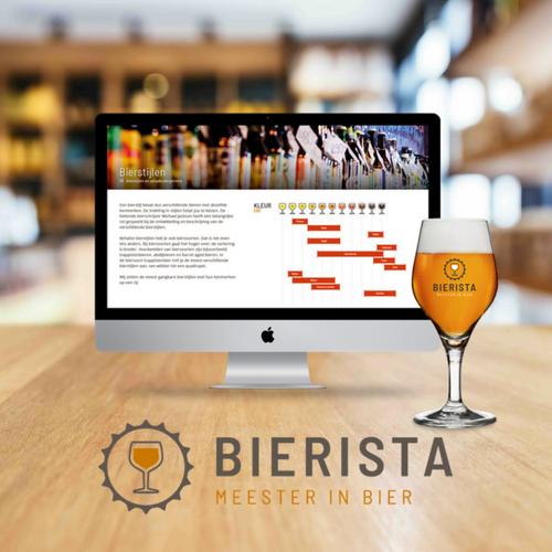Klik hier voor de korting bij Bierista.nl