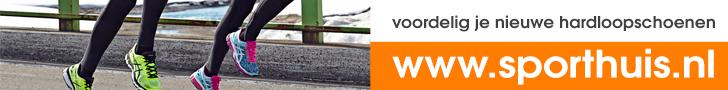 De grootste collectie hardloopschoenen van Nederland!