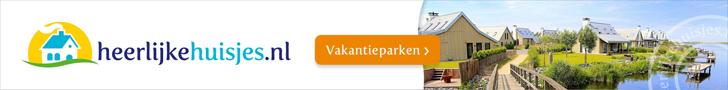 Heerlijke vakantieparken in Nederland, België en Duitsland