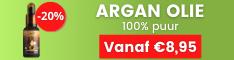 Klik hier voor de korting bij Arganisch