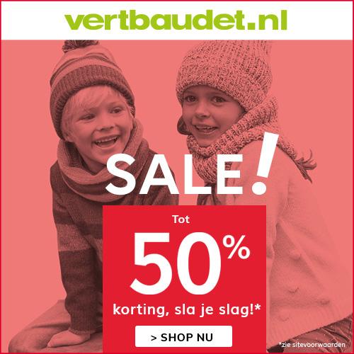 Vertbaudet.nl – Tot 30% korting op babyartikelen
