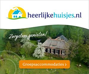 Heerlijke groepsaccommodaties in Nederland, België en Duitsland