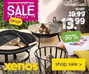 Vuurschalen bij Xenos nu vanaf € 13.99 korting 30%