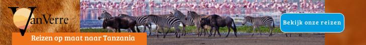 Rondreizen Tanzania Van Verre