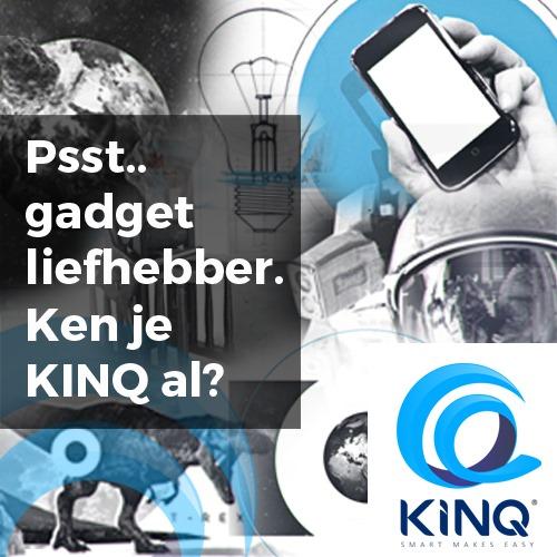 KINQ.nl is het meest inspirerende online warenhuis voor al uw gadgets, smart devices, audio-video apparatuur en nog veel meer.