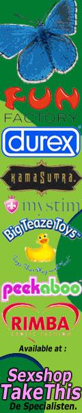 De beste merken vindt je bij Sexshop TakeThis