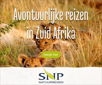 SNP Natuurreizen Zuid-Afrika