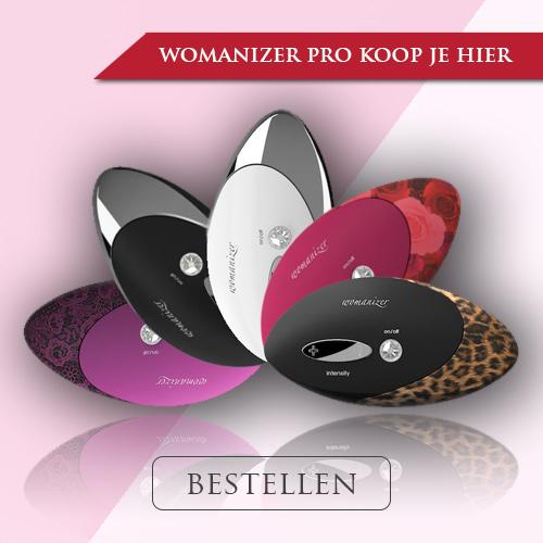 Womanizer en andere luchtdrukstimulators