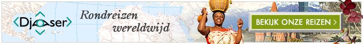 Djoser rondreizen in 2020