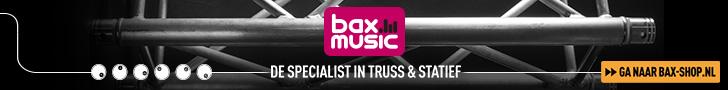 Bax Music | De specialist in Truss & Statief