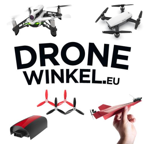 Klik hier voor de korting bij Dronewinkel