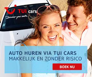 Auto huren TUI CARS