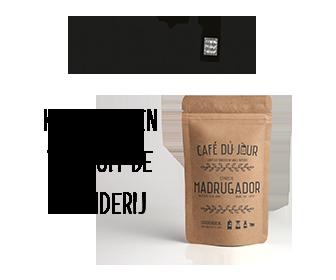 Klik hier voor de korting bij Cafedujour