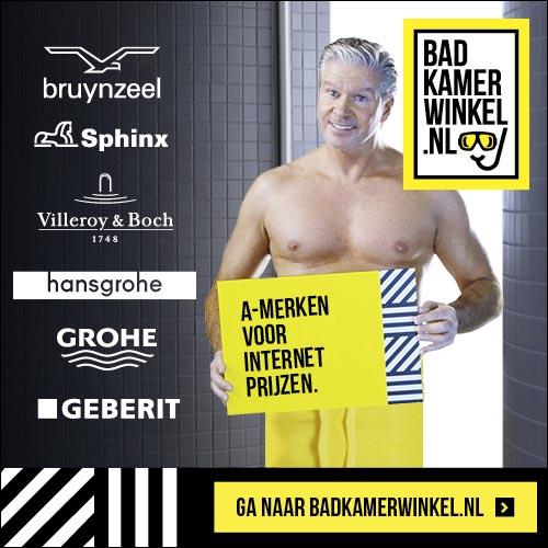 Badkamerwinkel.nl – kortingscode beschikbaar