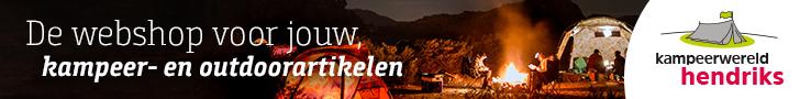 Kampeerwereld.nl voor al uw kampeerartikelen