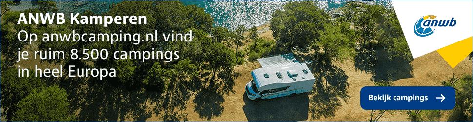 ANWB Camping – Zoek en boek meer dan 9000 campings in 27 landen
