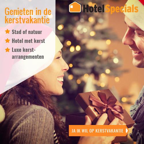 Bij HotelSpecials.nl mooie deals voor hotels bij de Kerstmarkten