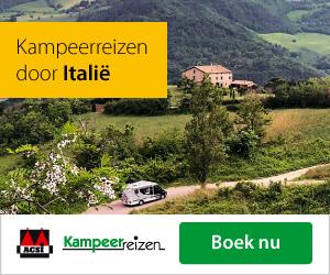 Kampeerreizen Italië