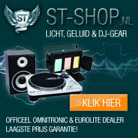 ST-shop.nl : Licht, Geluid & DJ-gear