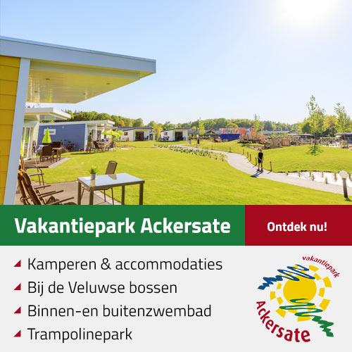 Fietsvakantie op Vakantiepark op de Veluwe