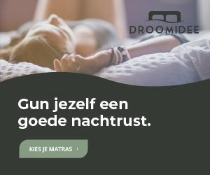 Klik hier voor de korting bij Droomidee.nl