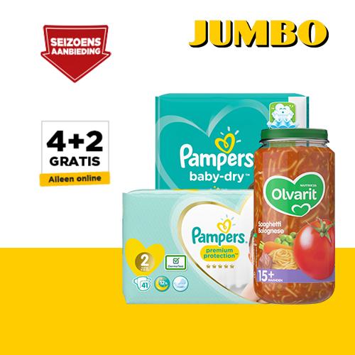 Jumbo.com – Baby online only actie