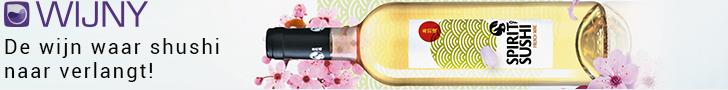 Spirit of Sushi - Wijn die Sushi verlangt