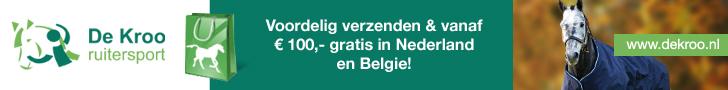 Gunstige verzendtarieven bij dekroo.nl