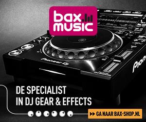 Bax Music   De specialist in DJ Gear & Effects